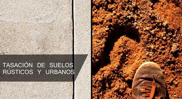 tasacion suelo urbano y rustico